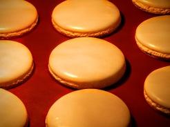 Macaron-cuisson