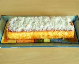 Démoulage gâteau antillais