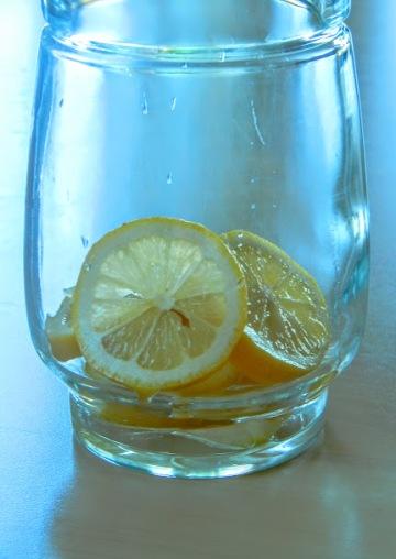 Préparation citronnade