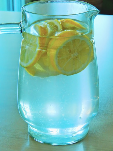 Préparation de la citronnade